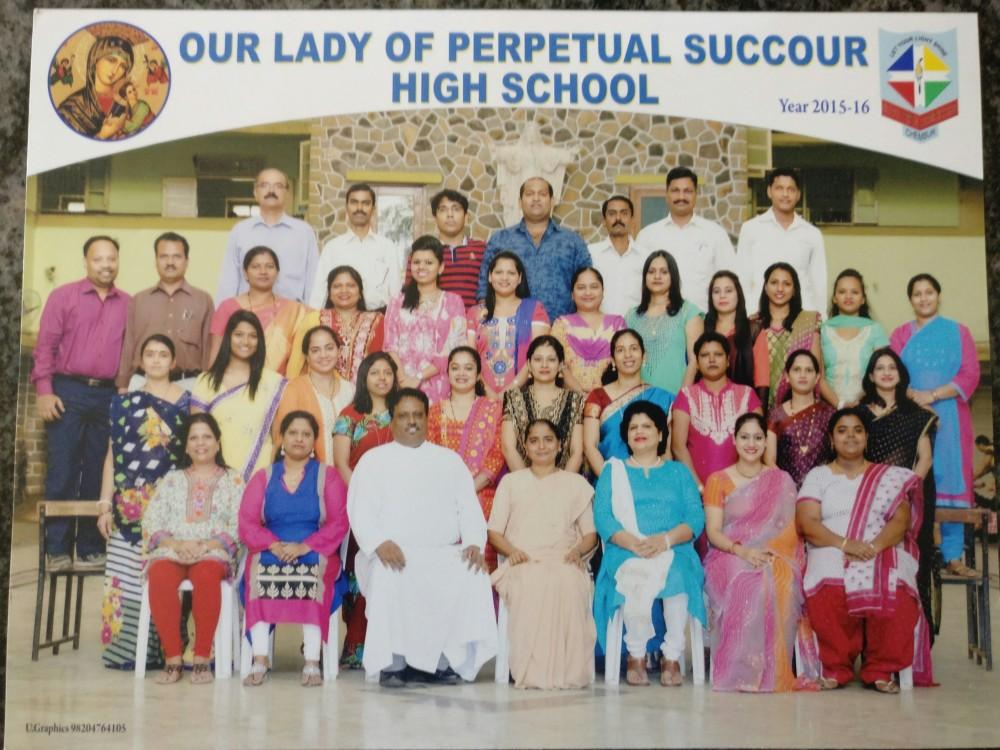 Primary Staff 2016-17